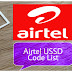 Airtel Balance Check USSD Codes 2018 [ 3G & 4G ] : Net Balance, Data usage, Loan, Recharge Offer