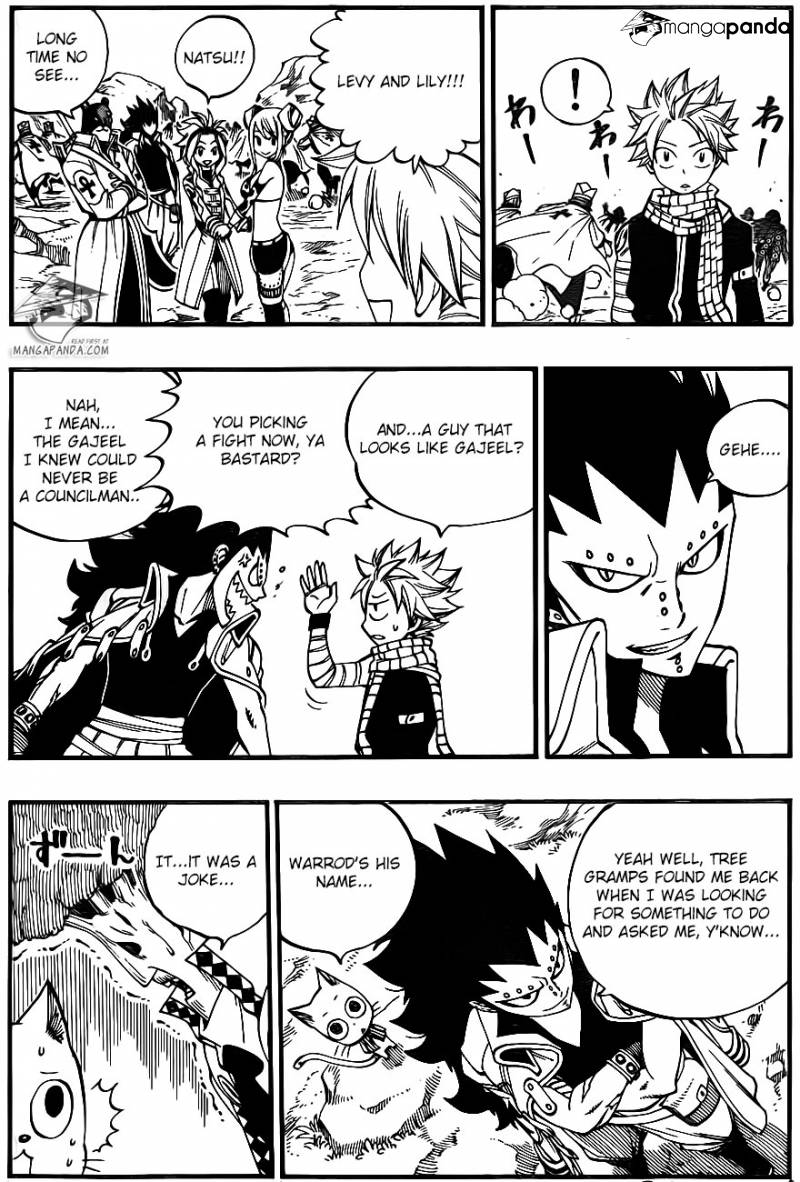 Fairy Tail 435: Shout of Victory