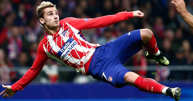 Dünyanın En Çok Kazanan Futbolcu - Antoine Griezman - Kurgu Gücü