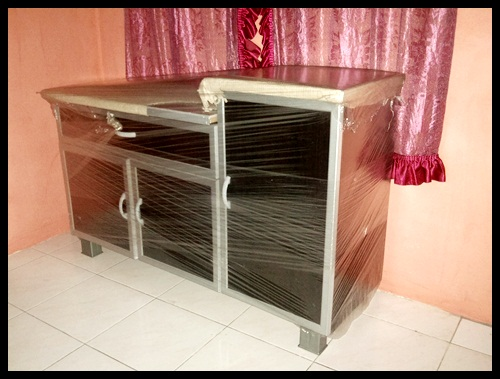 Yang Ni Tempat Letak Dapur Mak Aku Kesian Sangat Tengok Masak Atas Lantai Nie Pun Murah Jer Tak Silap Rm150 Je Kot