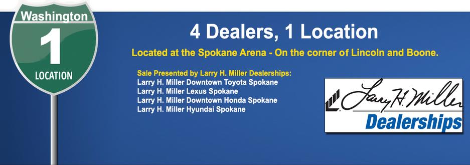 Lhm Hyundai Spokane >> Larry H Miller Downtown Honda Spokane The Lhm 1000 Used