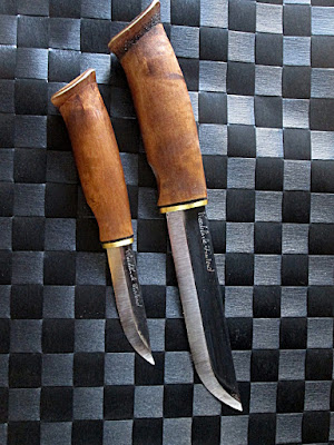 Nordic Scandinavian Finland knife set