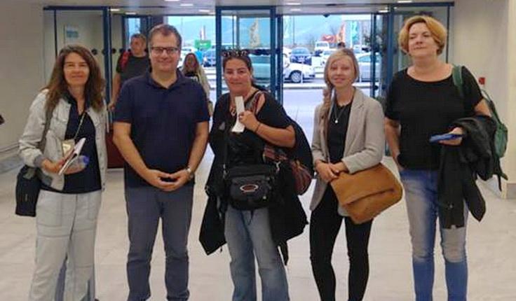 Επίσκεψη Γερμανών δημοσιογράφων για την προβολή της Περιφέρειας ΑΜ-Θ