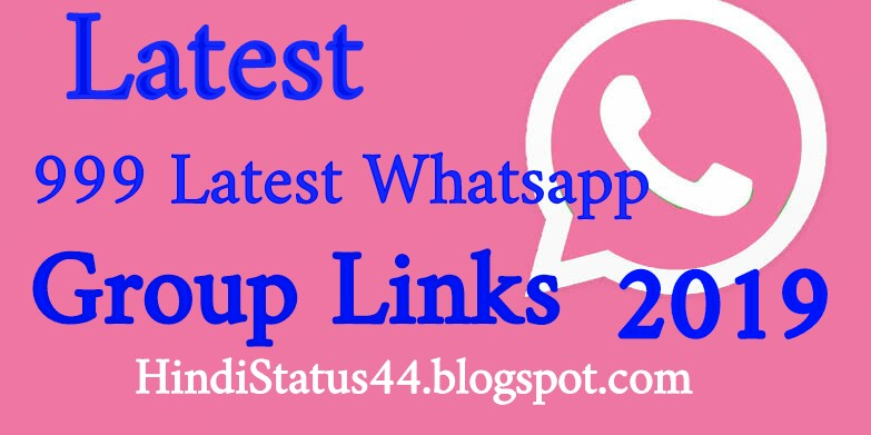 101 Best Whatsapp Groups Link - The Helping Blog
