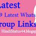 999 Latest Whatsapp Group Links 2019