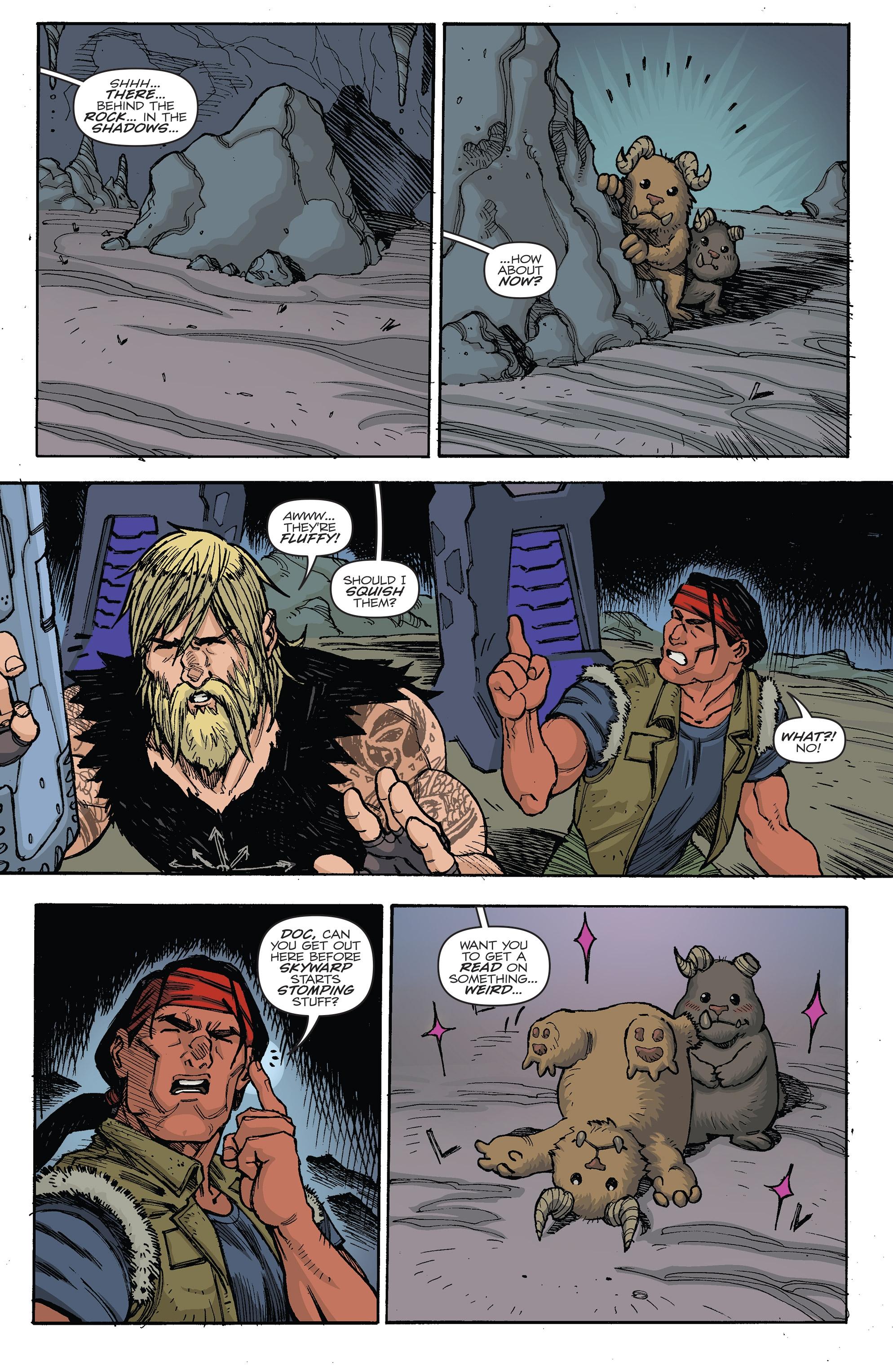 Read online G.I. Joe (2016) comic -  Issue #6 - 12