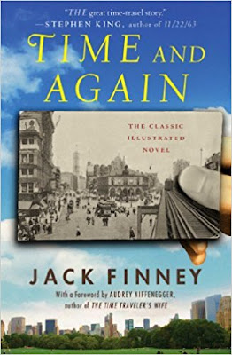 Time and Again by Jack Finney (Book cover)