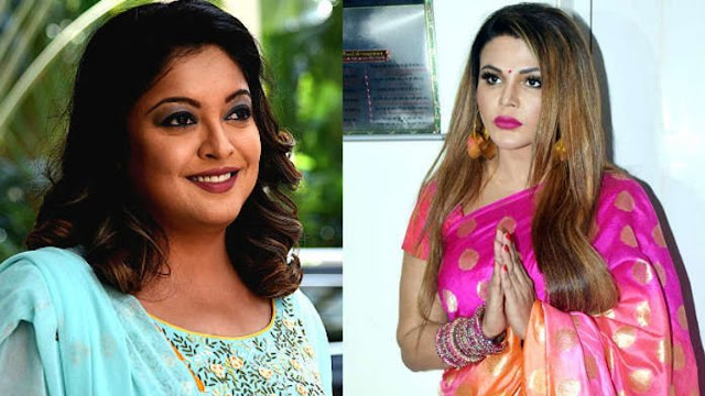 Tanushree Dutta Speaks Against Rakhi Sawant's 'Rape' Allegations