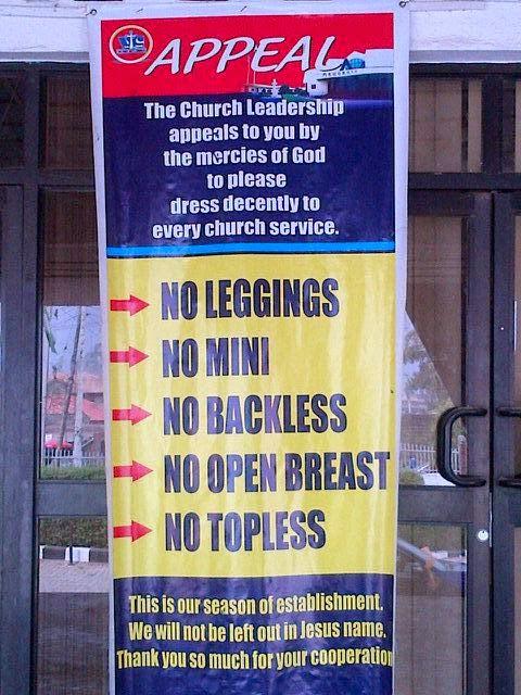 church ibadan mini skirts
