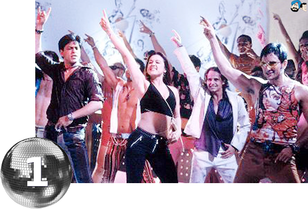 Top 10 Bollywood Disco Song-and-Dance Scenes |filmymantra