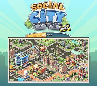 jogo Social City