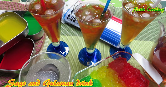 how to make sago gulaman
