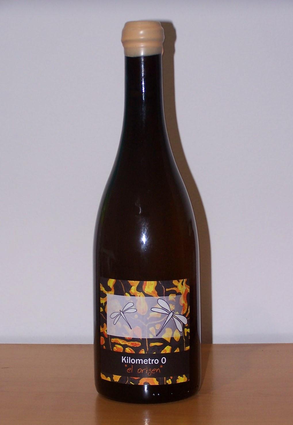 Kilómetro 0  2011, Vino de mesa