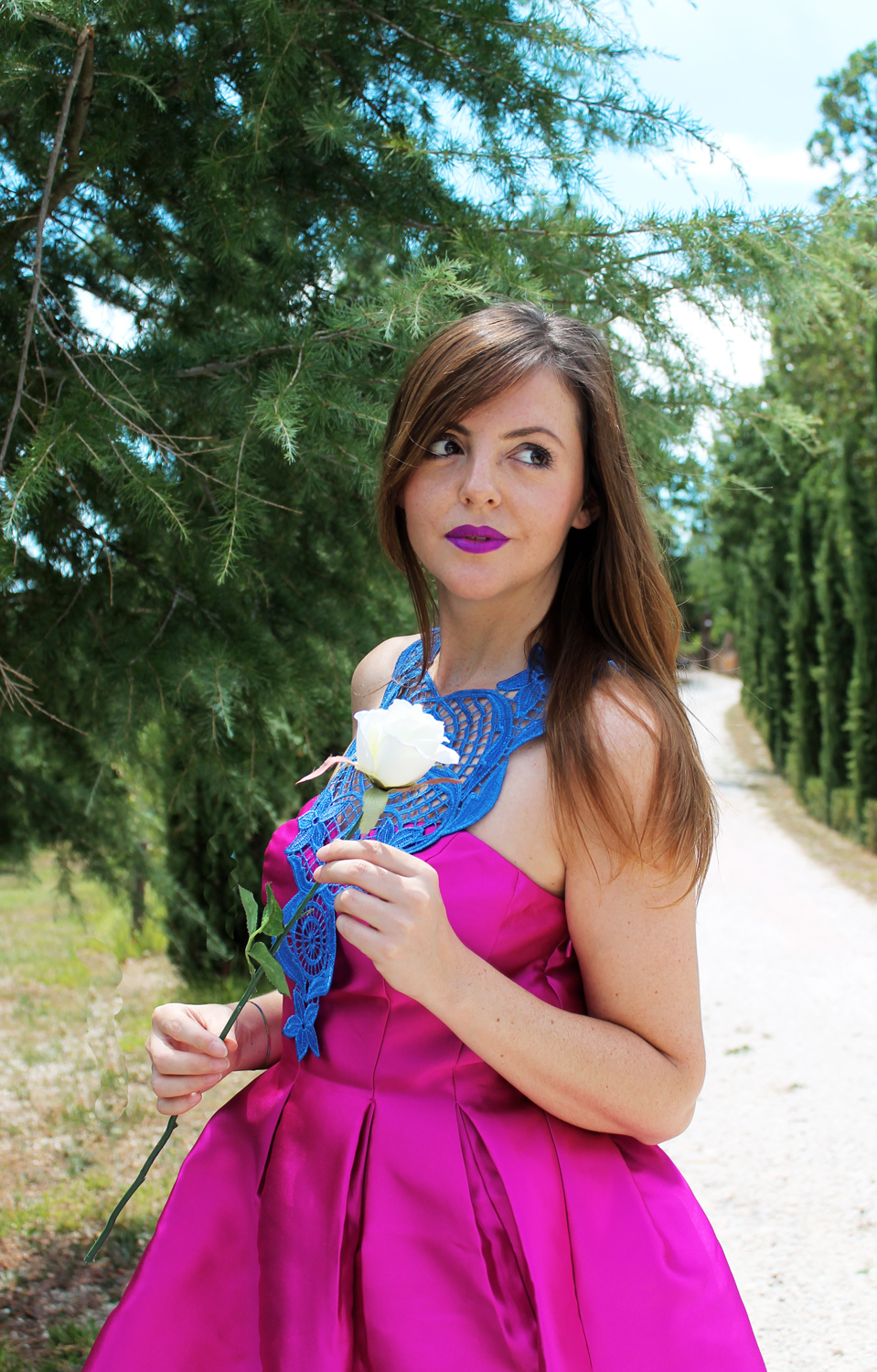 Francesca Focarini  fashion blogger italia