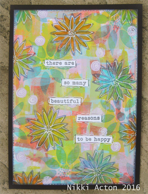 PaperArtsy Journal Page