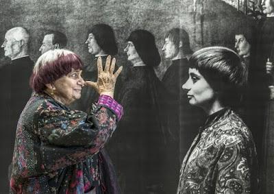 مراجعة فيلم Varda By Agnès وثائقي قصة حياة آغنيس فاردا