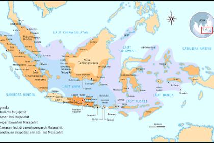 Sejarah Kerajaan Majapahit ( 1293-1500 )