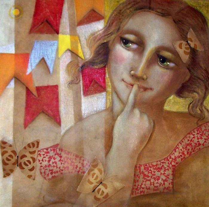 Пышные формы. Marcia Regina Marostega
