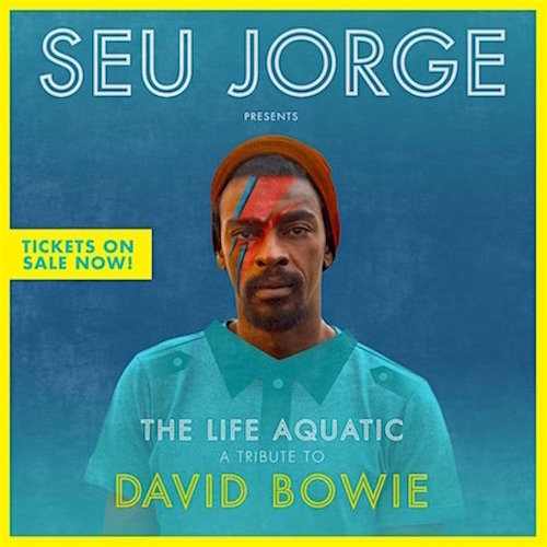 Seu Jorge @ Massey Hall, Tuesday
