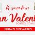 Sorteo Conjunto San Valentín [14 GANADORES]