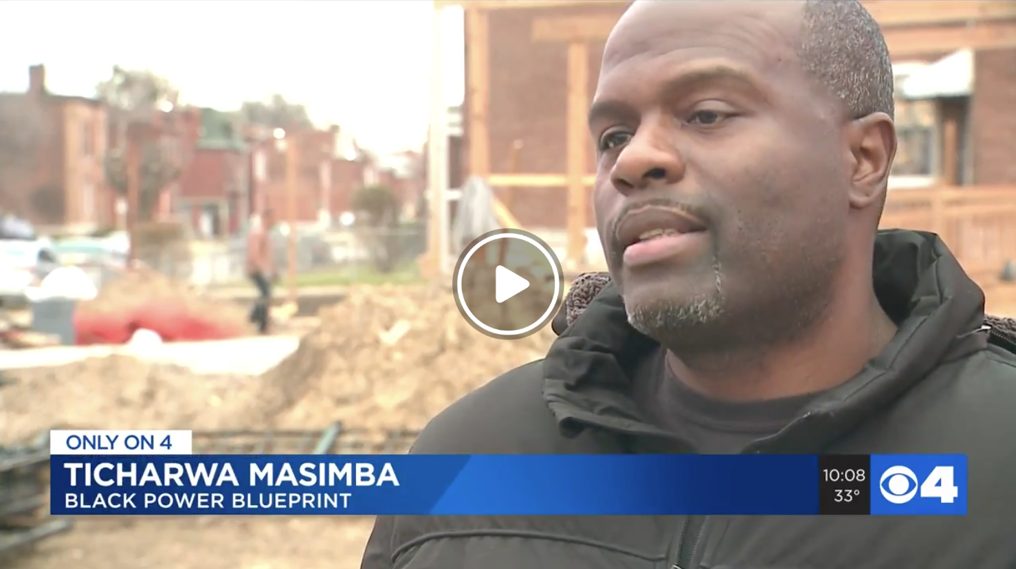 KMOV Channel 4 in St. Louis, MO Reports on Black Power Blueprint