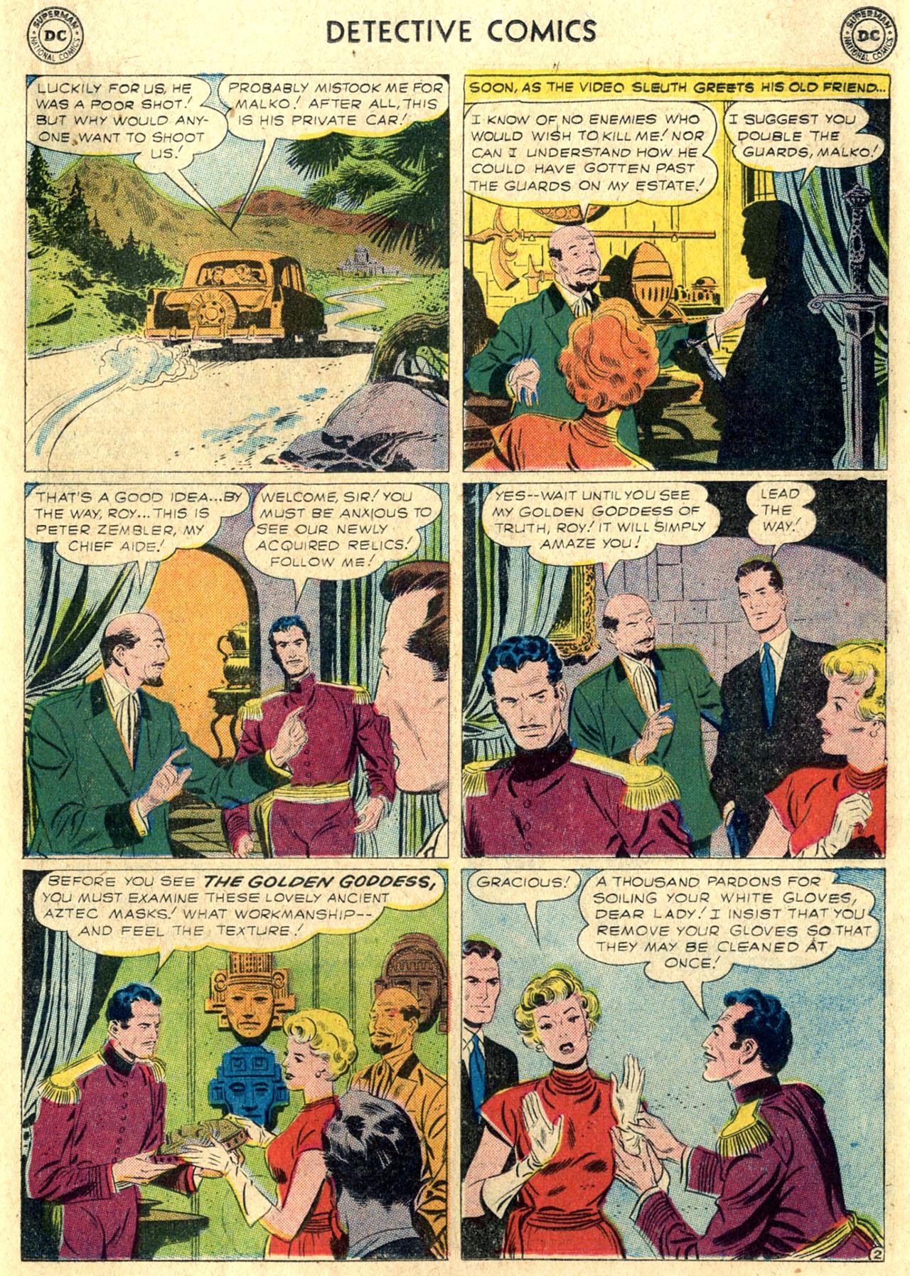 Detective Comics (1937) 264 Page 18