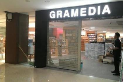 Lowongan Kerja Lampung Gramedia Mall Boemi Kedaton