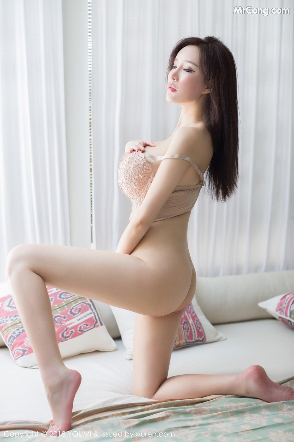Image YouMi-Vol.197-Tu-Fei-Yuan-Ai-Cuo-Qiong-MrCong.com-006 in post YouMi Vol.197: Người mẫu 奶瓶土肥圆 (48 ảnh)