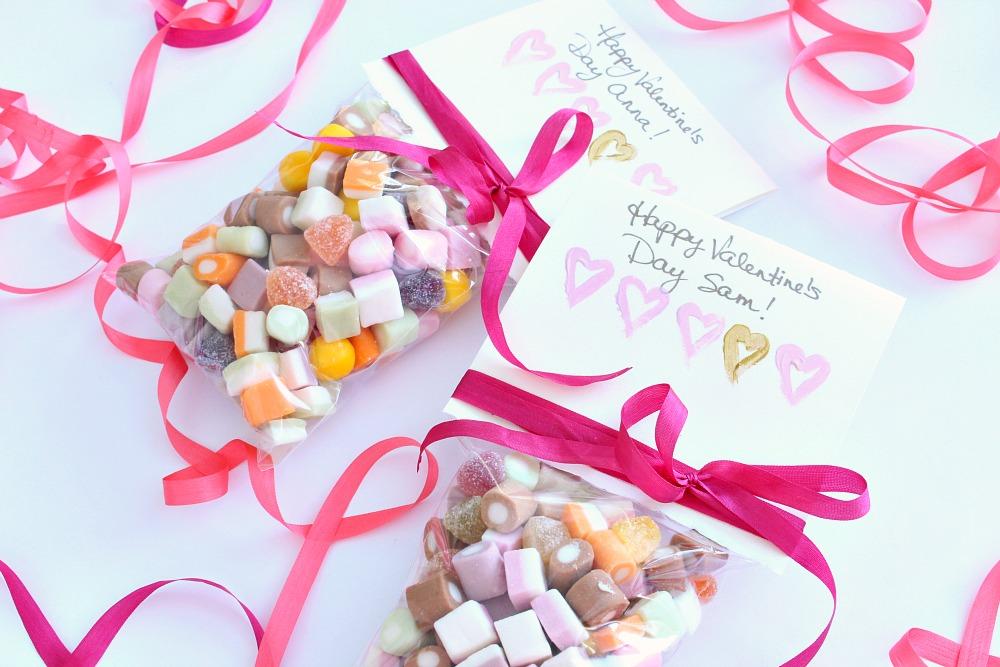 Valentine Craft with Kids