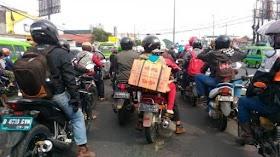 Menhub Imbau Warga Tak Kendarai Sepeda Motor saat Mudik Lebaran Idul Fitri 2019