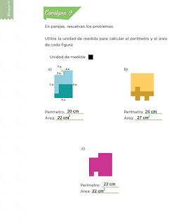 Respuestas Apoyo Primaria Desafíos Matemáticos 4to. Grado Bloque IV Lección 79 ¿Cuántas veces cabe?