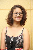 Actress Aditi Myakal Looks gorgeous in Sleeveless Deep Neck Top at Ami Tumi success meet ~  Exclusive 139.JPG