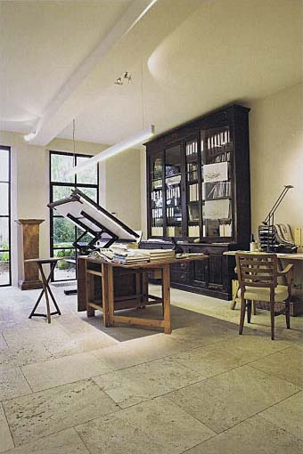 #15 Architect Bernard de Clerck 31 via Beta Plus Inspiring Renovation Projects  as seen on linenandlavender.net, Architectural Stories, Bernard De Clerck, available in the emporium by linenandlavender.net, http://www.linenandlavender.net/2013/02/bernard-de-clerck-architect-be.html