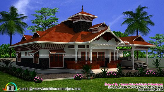 Awesome Kerala home