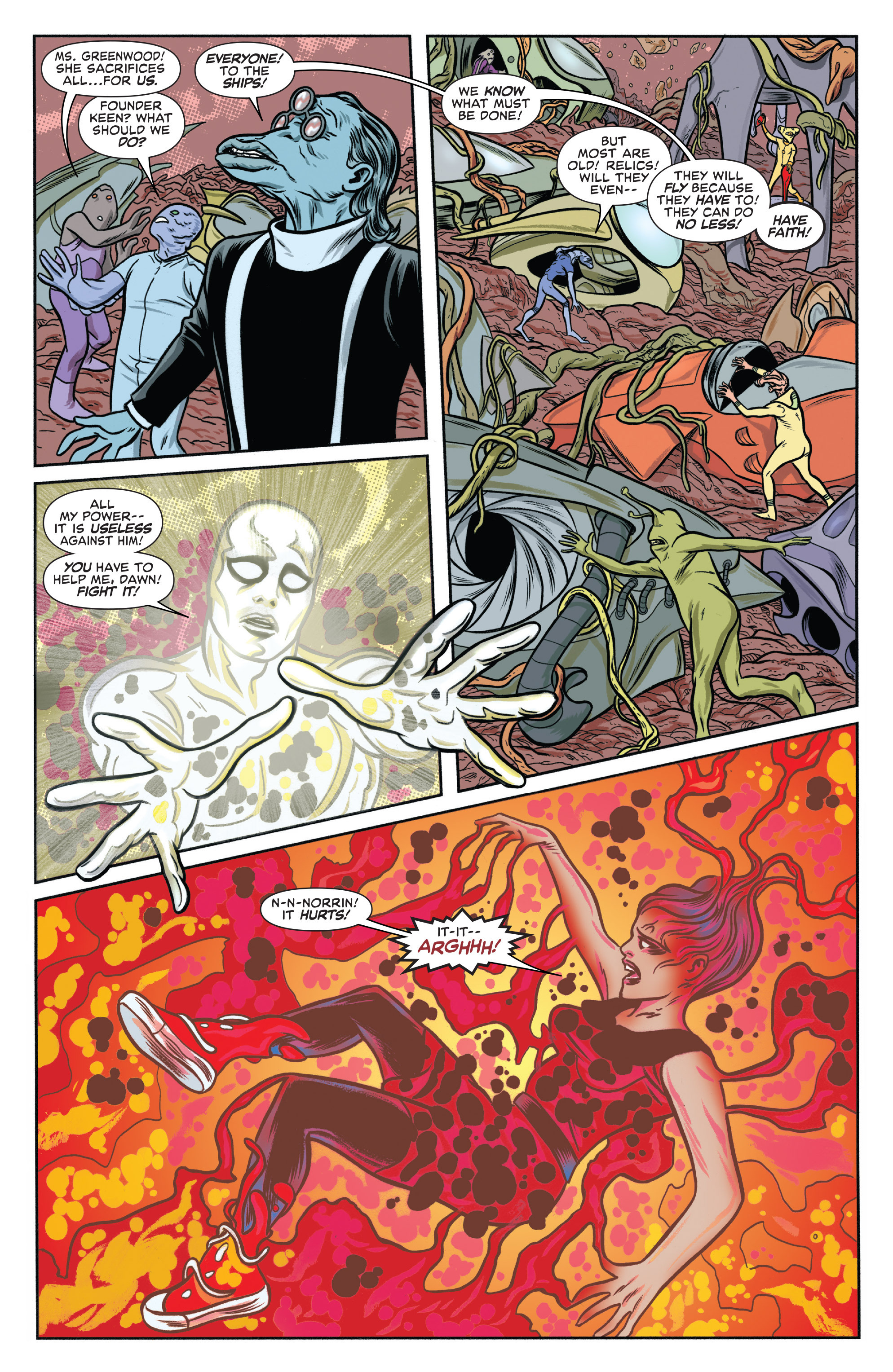Read online Silver Surfer (2014) comic -  Issue #10 - 14