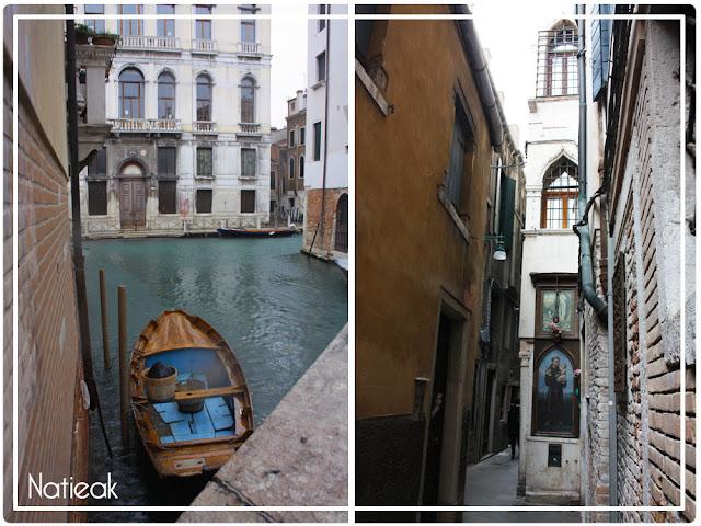 Petites ruelles de Venise