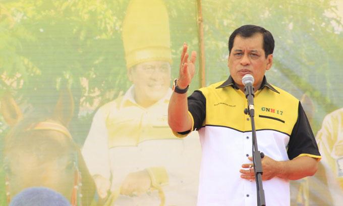 NH Instruksikan Kader Golkar Menangkan Pilkada Serentak'