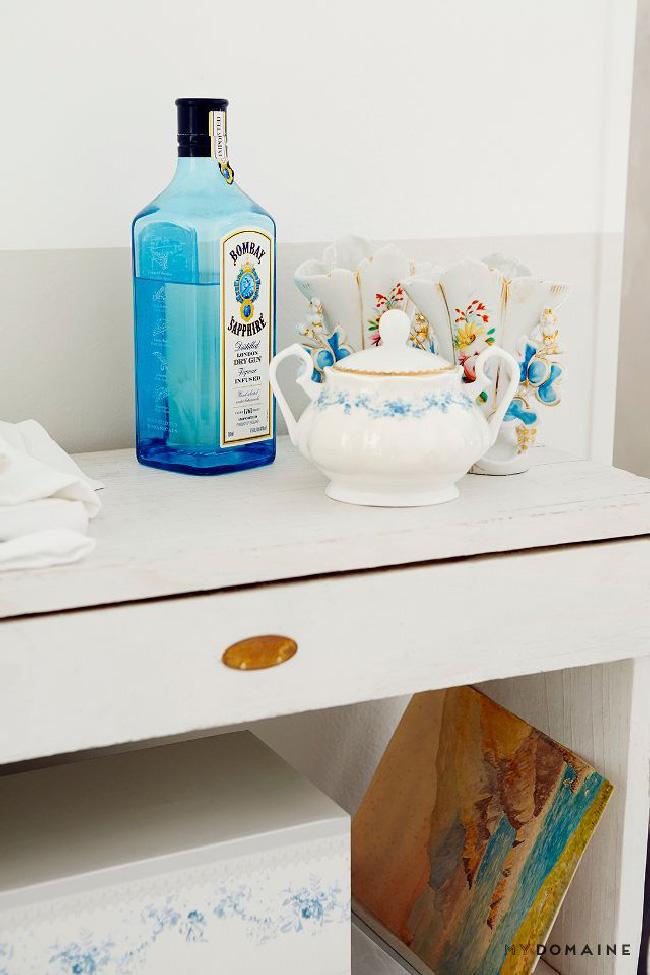 Arredare piccoli spazi: la mobilhome shabby chic di Rachel Ashwell