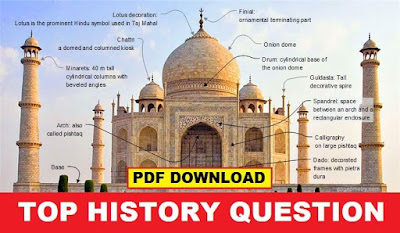 Top History GK Questions for ALP & SSC CGL 2018 PDF