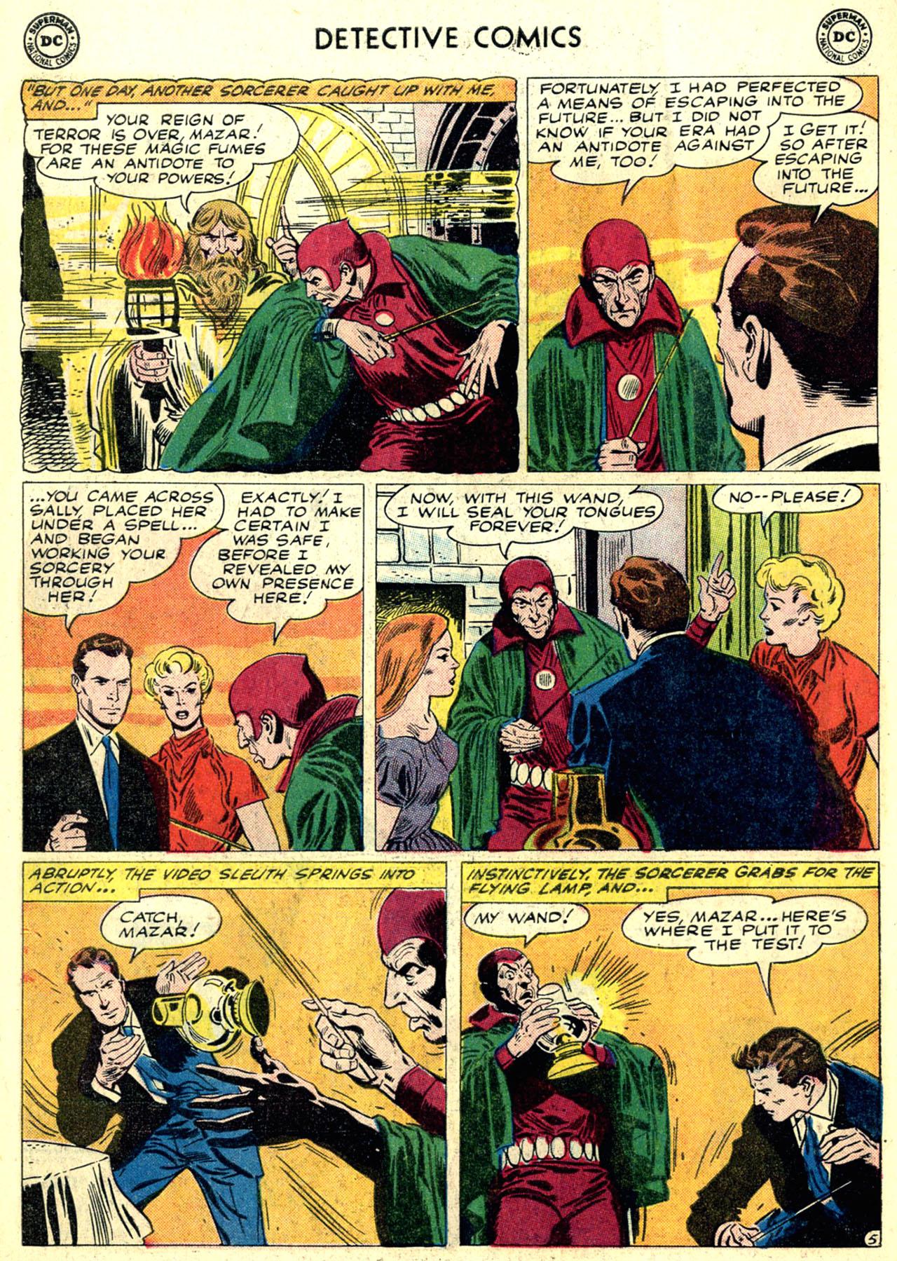 Detective Comics (1937) 281 Page 21