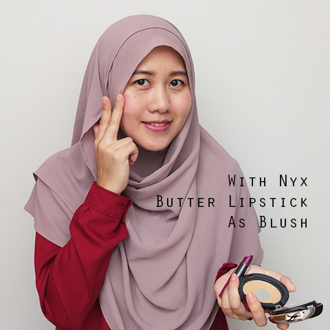 Nyx Butter Lipstick Hunk Review