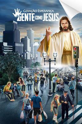 PARTITURAS CD JOVEM 2013 GENTE COMO JESUS