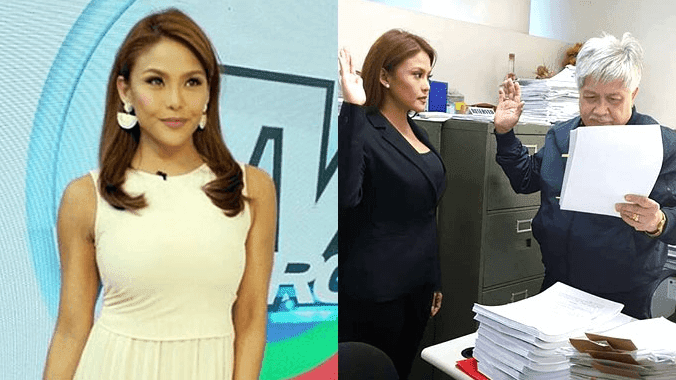 Gretchen Fullido files sexual harassment and libel complaints vs ABS-CBN executives, co-workers