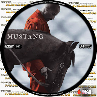 GALETA MUSTANG - THE MUSTANG - 2019 [COVER DVD]