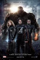 Fantastic Four (2015) Poster