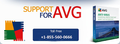 AVG Support Number +1-855-560-0666