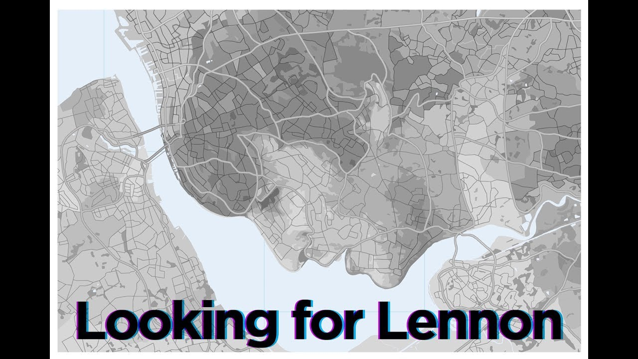 The Daily Beatle: Looking For Lennon docu - available in the UK