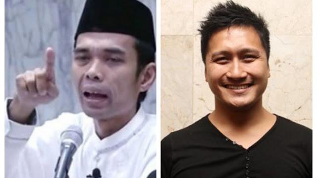 Ditanya Arie Untung Soal Jadi Pemimpin, Ini Jawaban Bijak Ust. Abdul Somad