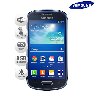 Flash Samsung Galaxy S III Mini Value Edition GT-i8200L Via Odin - Mengatasi Bootloop