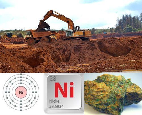 Daerah Penghasil Nikel di Indonesia